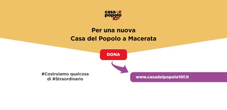 [MACERATA] SOSTIENI LA CASA DEL POPOLO 10F!