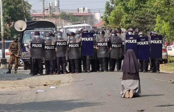 Myanmar: appello di Pax Christi International