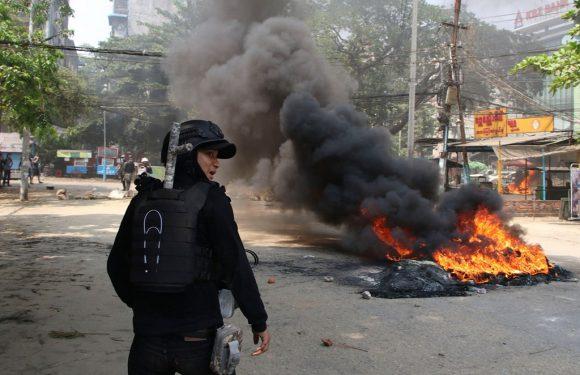 Non si può essere complici del regime birmano!
