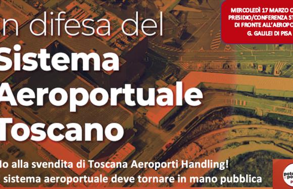 [PISA] Solidarietà attiva con i lavoratori aeroportuali!