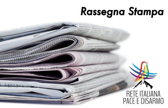 Rassegna stampa su presa di posizione relativa alle munizioni italiane in Myanmar