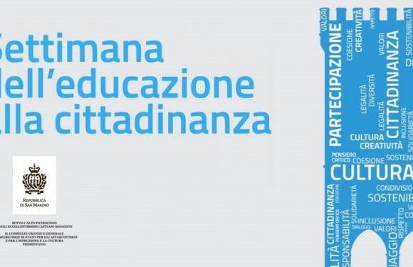 San Marino: oggi la Giornata di Educazione alla Cittadinanza