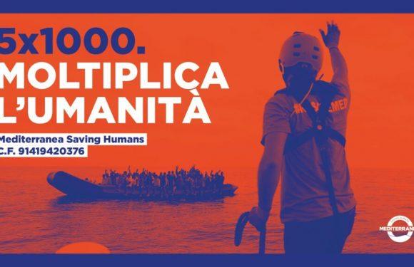5×1000 per Mediterranea Saving Humans