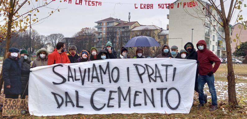 A Torino il consumo di suolo non si è fermato. Qualcosa si muove in Parlamento