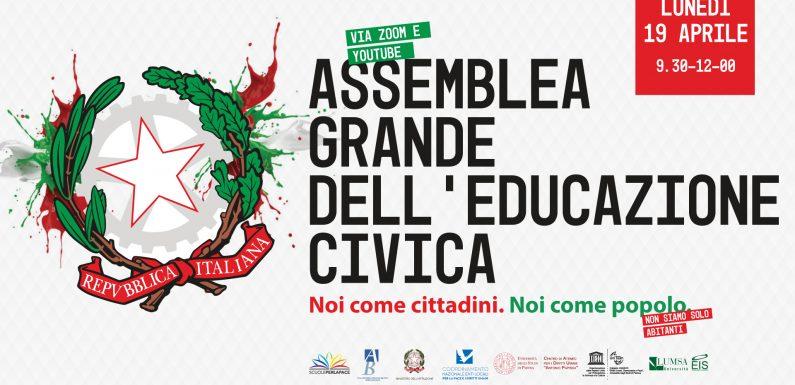 Assemblea Grande dell'Educazione Civica