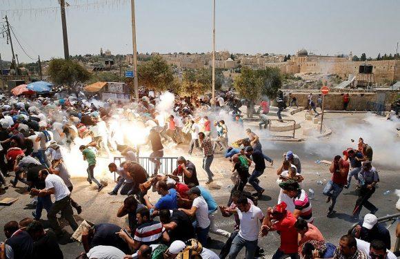 Gerusalemme Est, si allarga l'incendio