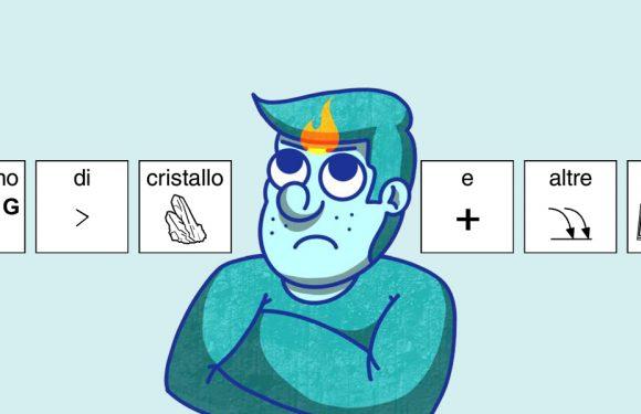 Giacomo di cristallo e altre storie: linguaggi ed esperienze per una comunicazione alternativa