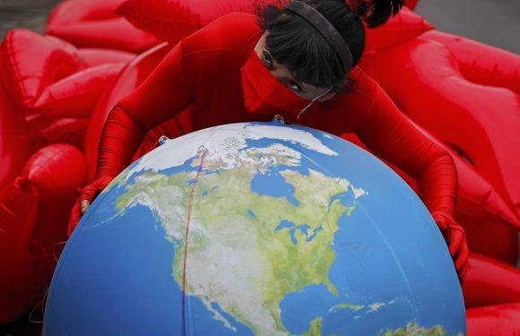 I leader mondiali al capezzale della Terra