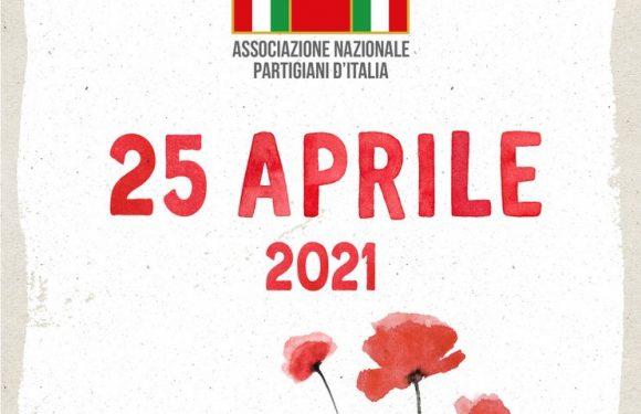 Il 25 APRILE ANPI: le iniziative nazionali