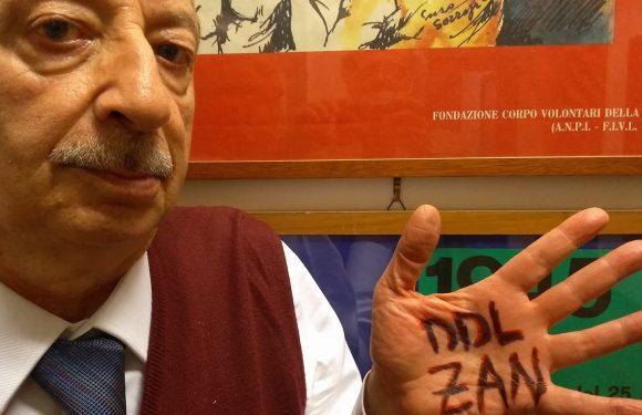 Il Presidente nazionale ANPI aderisce alla campagna a favore del Ddl Zan