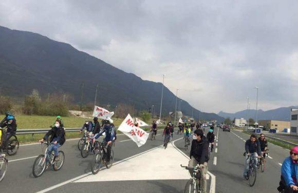 L'alta velocità Torino-Lione e l'inutile autoporto di San Didero