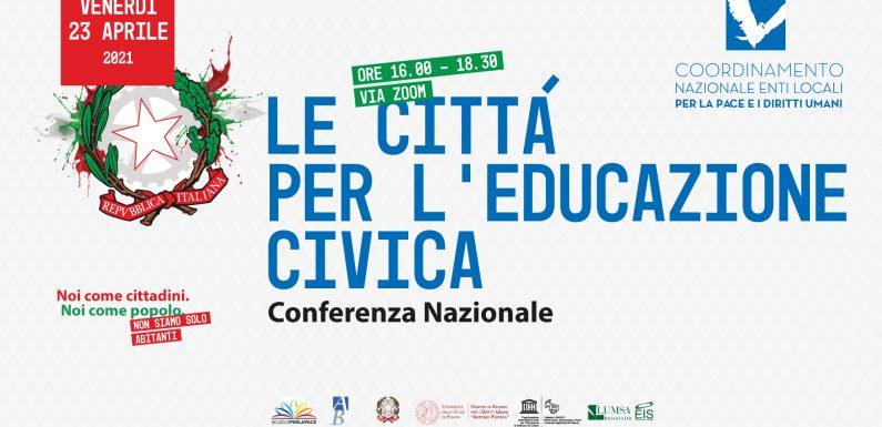 Le città per l'educazione civica