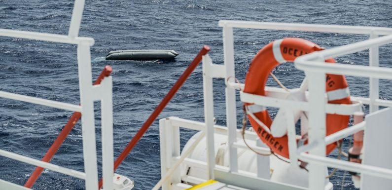 Le ONG del soccorso in mare chiedono un incontro urgente a Draghi