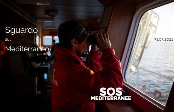 Sguardo sul Mediterraneo #27 – Primo trimestre del 2021: Record di respingimenti