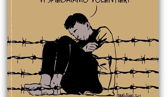 Taglio alto/Destino Libia