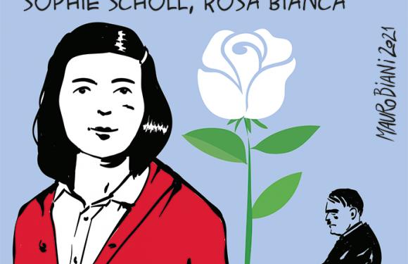 100 anni di Sophie Scholl, resistenza nonviolenta contro il nazismo