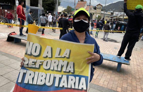 Al fianco del popolo colombiano in lotta contro neoliberismo e violenza