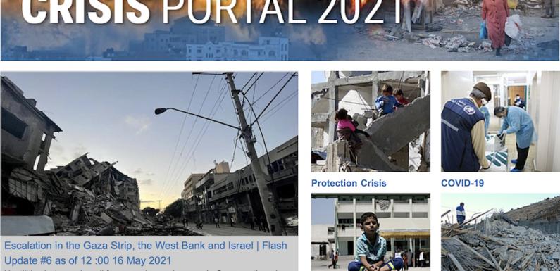 Escalation nella Striscia di Gaza, Cisgiordania e Israele