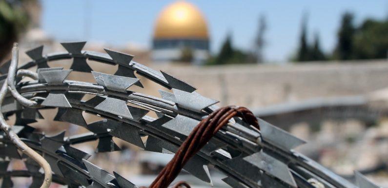 Fermare la violenza rimuoverne le cause e riconoscere lo Stato di Palestina