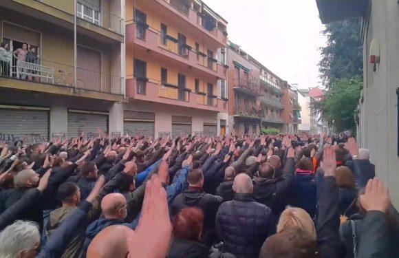 Finché ci saranno i fascisti, ci saremo anche noi, antifascisti
