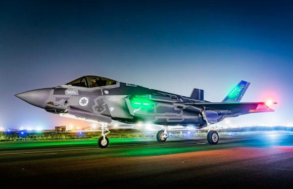 Gli F-35 bombardano Gaza
