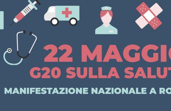 Il 21 e 22 maggio in lotta e in piazza per vaccini e sanità pubblici per tutte e tutti, per la giustizia sociale
