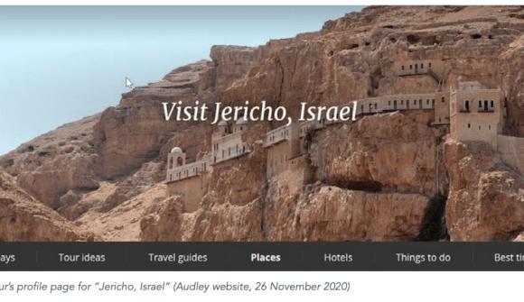 In Palestina la violazione dei diritti umani passa anche attraverso il turismo
