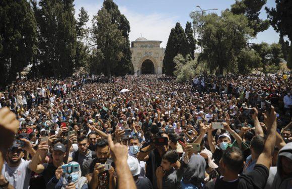 La lunga marcia palestinese