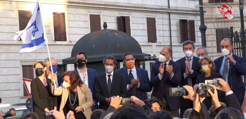 La questione palestinese e il servilismo della politica italiana