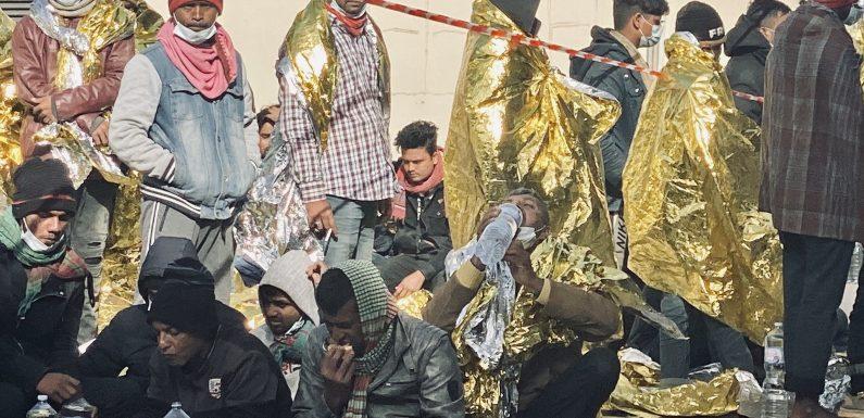 Lampedusa, Don Carmelo: una vergogna!