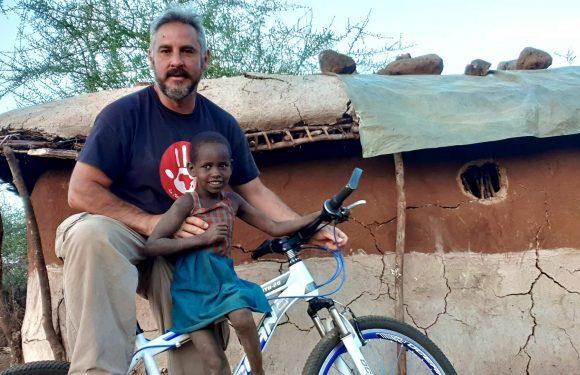 """Nell'ambito di """"Una bicicletta per l'Africa"""" nasce l'iniziativa """"Pedalatine di Nino"""""""