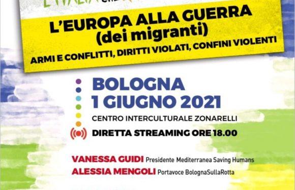 Punto pace di Bologna – l'altro 2 giugno