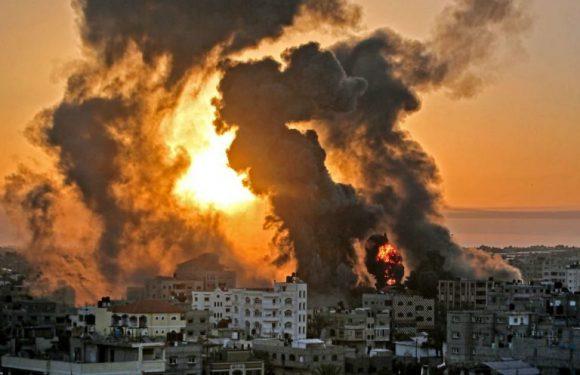 Sotto le bombe a Gaza. La notte di un ragazzo