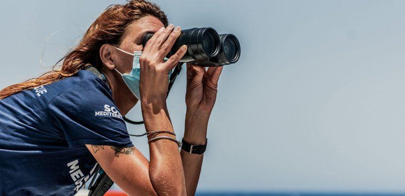 3 domande a Viviana, soccorritrice di SOS MEDITERRANEE