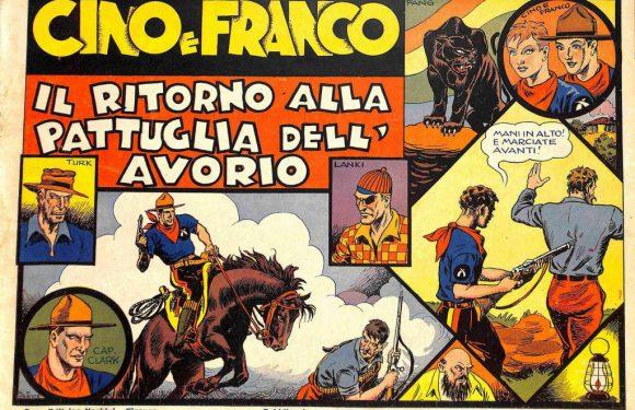 COLONIALISMO a fumetti: Topolino fascista