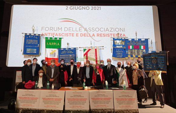È NATO A ROMA IL FORUM DELLE ASSOCIAZIONI ANTIFASCISTE E DELLA RESISTENZA