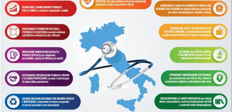 Equo, universalistico, pubblico: ripensare il Servizio Sanitario Nazionale dopo questa pandemia