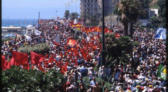 Genova 2001, un altro mondo è necessario. Il programma del ventennale