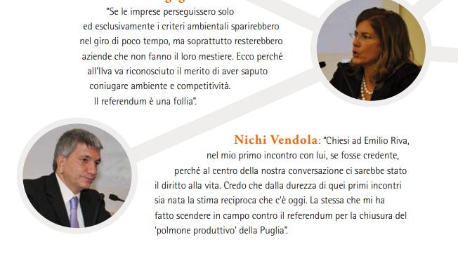 L'innocenza scomposta di Nichi Vendola