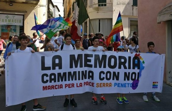 Marcia per la pace Serra-Penetola