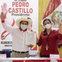 PERÙ: Rifondazione si congratula con Pedro Castillo