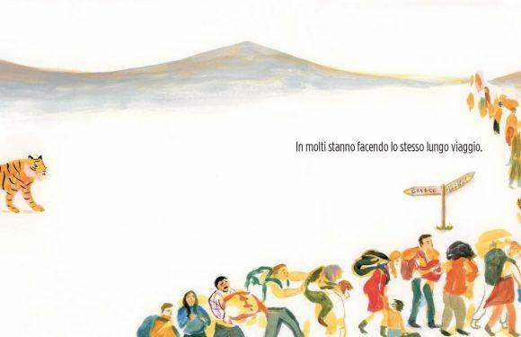 """Presentazione del libro """"Il lungo viaggio di Cip e Tigre"""""""
