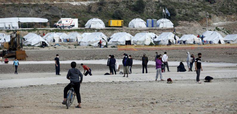 Rapporto Oxfam sui respingimenti al confine greco