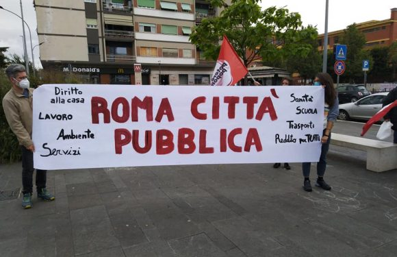 """[ROMA] Dopo 10 anni dal referendum ancora le grinfie dei privati sull'acqua: vogliamo """"Roma città pubblica"""" per cambiare davvero!"""