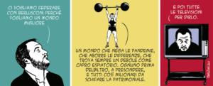 Taglio alto/Federazione Salvini Berlusconi. Un mondo migliore