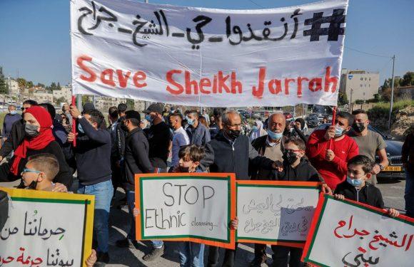 Un viaggio attraverso Sheikh Jarrah