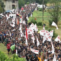 Val di Susa – Ferrero*/Locatelli*: sabato 12 giugno con il movimento No Tav contro il capitalismo dei disastri