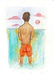 """""""A Said piaceva il mare"""", il nuovo libro in simboli della collana Parimenti con i racconti di Roberto Parmeggiani"""