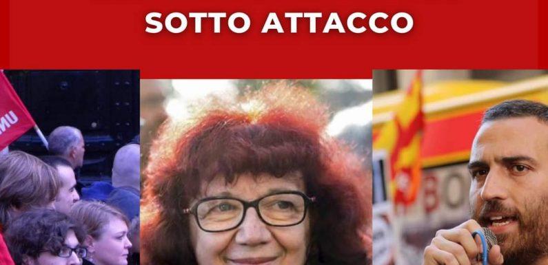 COORDINATORI DI POTERE AL POPOLO SOTTO ATTACCO