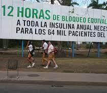 CUBA: farla finita con il bloqueo che viola i diritti umani
